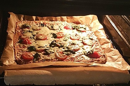 Low Carb Pizza 33