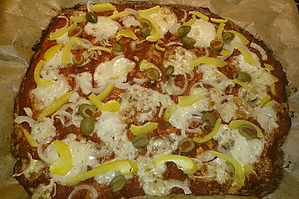 Low Carb Pizza 31