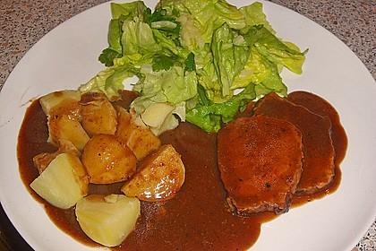 Salatsoße süß/sauer 2
