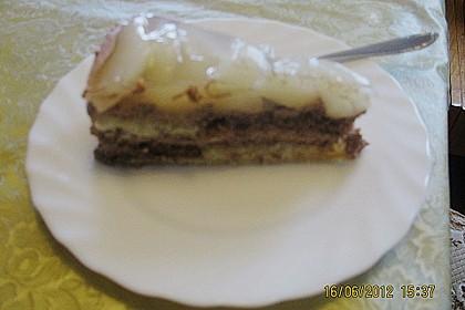 Birne Helene-Torte 3