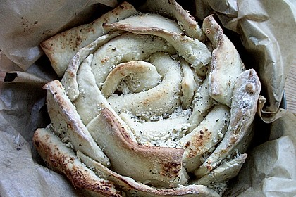 Kräuter-Zupfbrot in der Springform 44