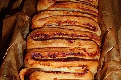Kräuter-Zupfbrot in der Springform 49