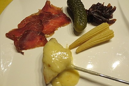 Neuenburger Käsefondue