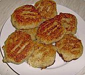 Kartoffel-Sauerkraut Bratlinge (Bild)