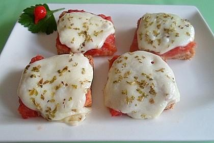 Toast-Pizette (Bild)