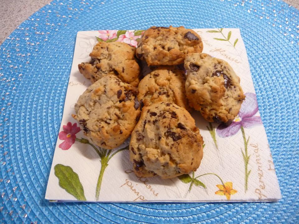 Rezept kekse mit erdnussbutter