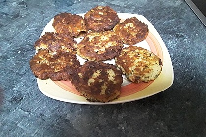 Kartoffelpüree-Plätzchen 17