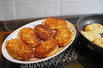 Kartoffelpüree-Plätzchen 4
