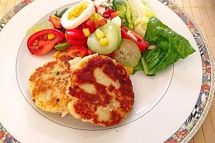 Kartoffelpüree-Plätzchen 6