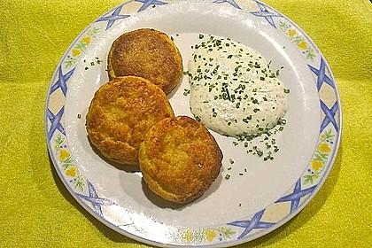 Kartoffelpüree-Plätzchen 16