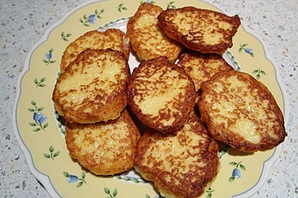 Kartoffelpüree-Plätzchen 21