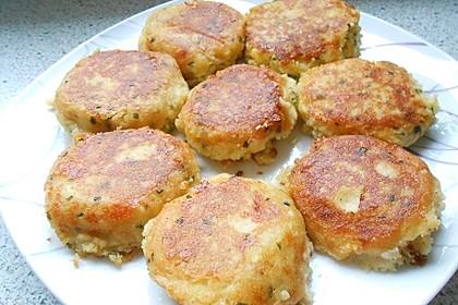 Kartoffelpüree-Plätzchen 9
