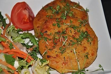 Kartoffelpüree-Plätzchen 3