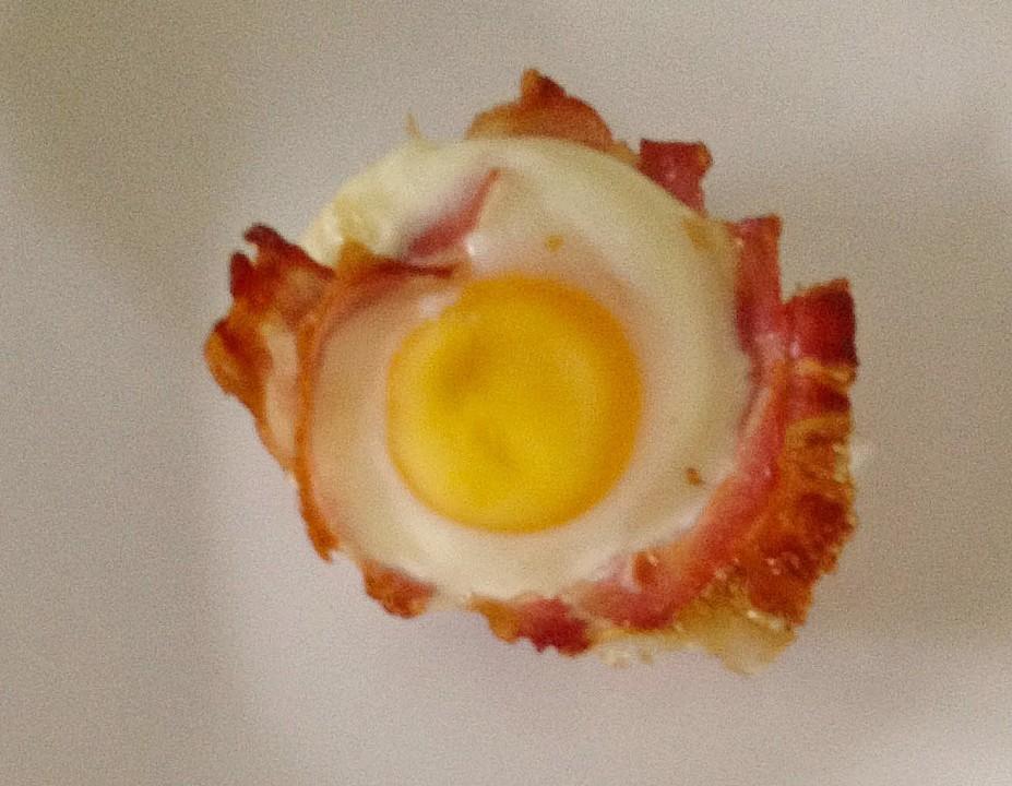 Bacon and Egg Muffins (Rezept mit Bild) von isuchibichan | Chefkoch.de