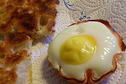 Bacon and Egg Muffins 36