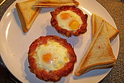 Bacon and Egg Muffins 7