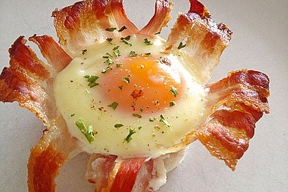 Bacon and Egg Muffins 2