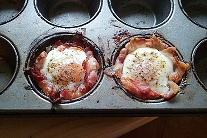Bacon and Egg Muffins 52