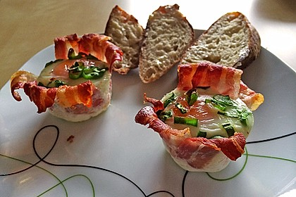 Bacon and Egg Muffins 13