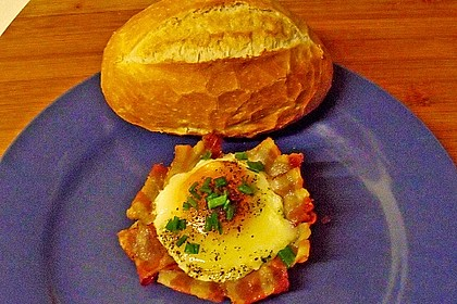 Bacon and Egg Muffins 30