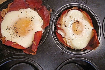 Bacon and Egg Muffins 49