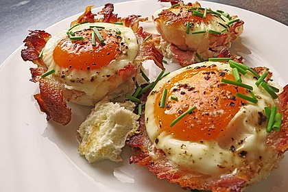 Bacon and Egg Muffins 4