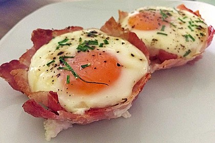 Bacon and Egg Muffins 19