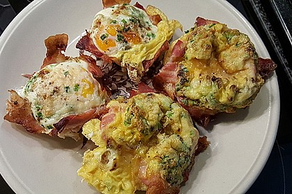 Bacon and Egg Muffins 42