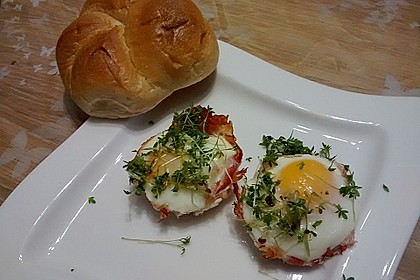 Bacon and Egg Muffins 31