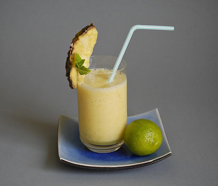 smoothie apfel ananas banane. Black Bedroom Furniture Sets. Home Design Ideas