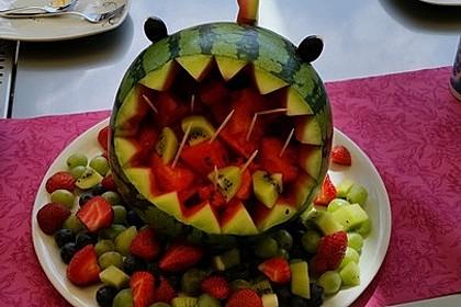 Melonen-Hai 36