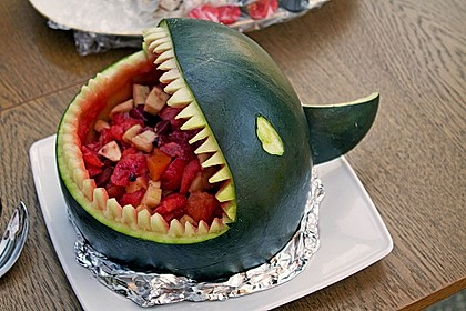 Melonen-Hai 25