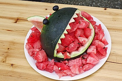 Melonen-Hai 72