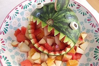 Melonen-Hai 34