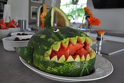 Melonen-Hai 44