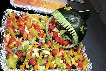 Melonen-Hai 17