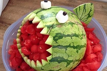Melonen-Hai 22