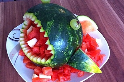Melonen-Hai 90