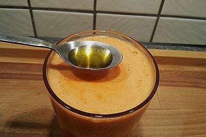 Süßer Melonen-Möhren-Saft 1