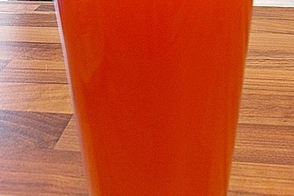 Süßer Melonen-Möhren-Saft 3
