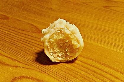 Marzipankugeln mit Orangen-Zimt-Zucker 0