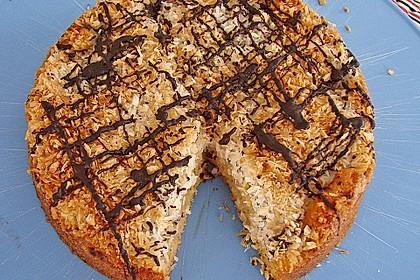 Banana Brasil-Kuchen