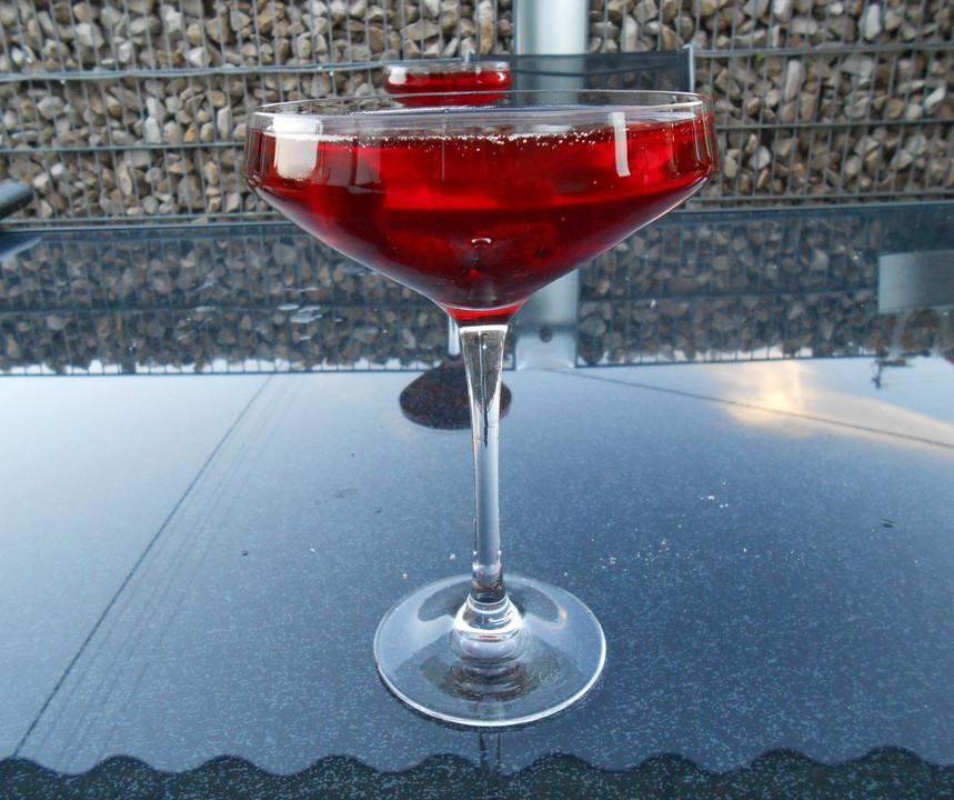Bacardi Razz-Cocktail mit Sprite von Marijana81 | Chefkoch.de