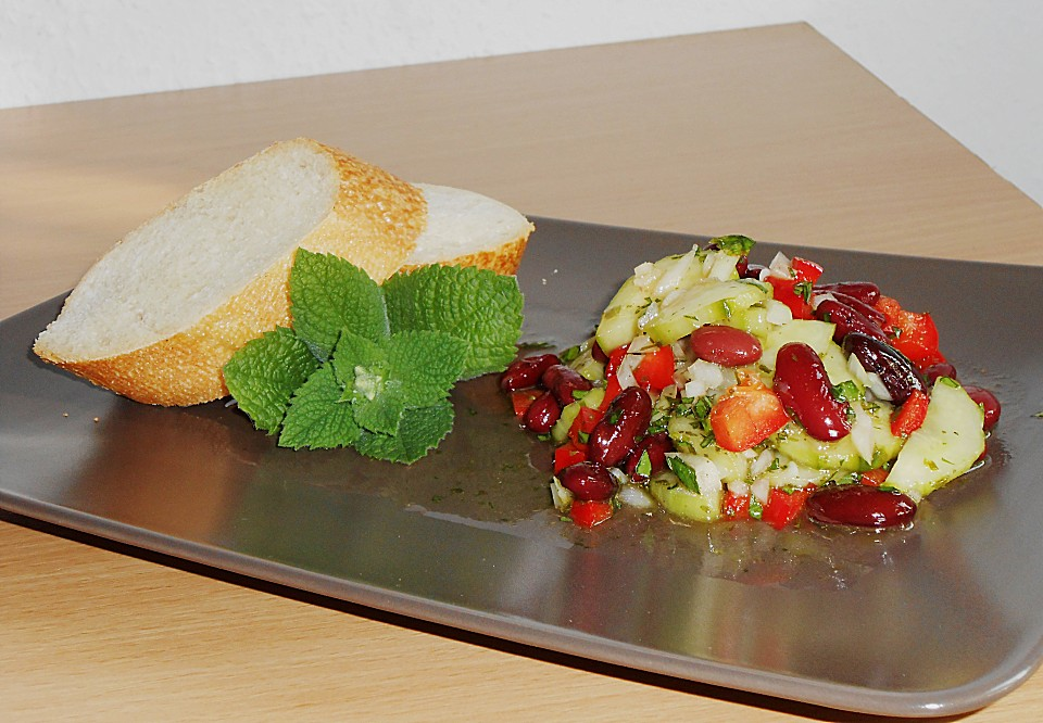 grillen rezepte mit gurke lachs melone tomate dressing. Black Bedroom Furniture Sets. Home Design Ideas