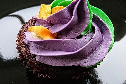 Schoko-Mint Cupcakes mit After-Eight Frosting 25