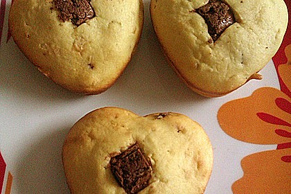 Vanille-Duplo-Muffins