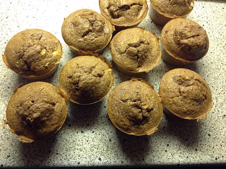 apfel muffins mit kefir rezept mit bild von maxi1963. Black Bedroom Furniture Sets. Home Design Ideas