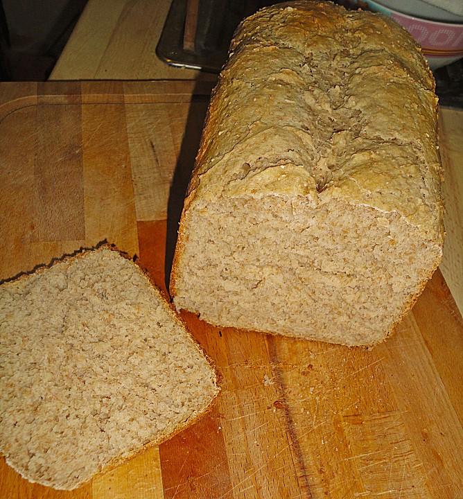 Brot ohne sauerteig