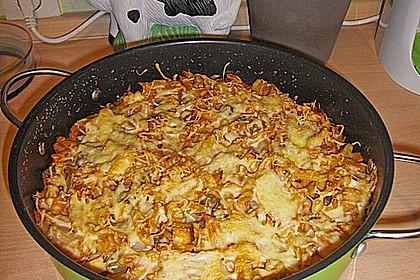 Vegetarischer Chicoree-Nudelauflauf à la Sylvia 2