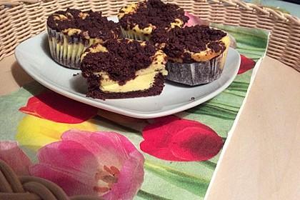 Zupfkuchen Muffins 8